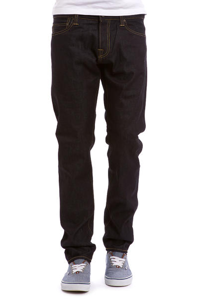 Carhartt WIP Buccaneer Pant Hanford Jeans (blue rigid)