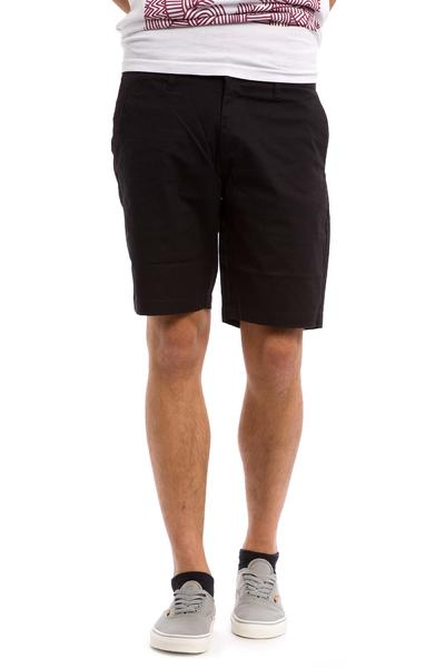 Volcom Frickin Tight Chino Shorts (tinted black)