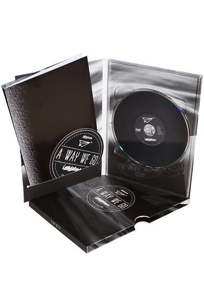 Isenseven A Way We Go DVD