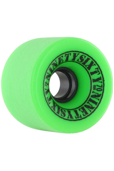 Ninetysixty Freeride 70mm 78A Wheel (green) 4 Pack