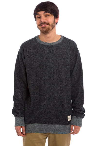 Wemoto Kenny Sweatshirt (black melange)