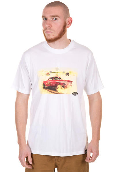 Dickies Hot Rod Classic T-Shirt (white)