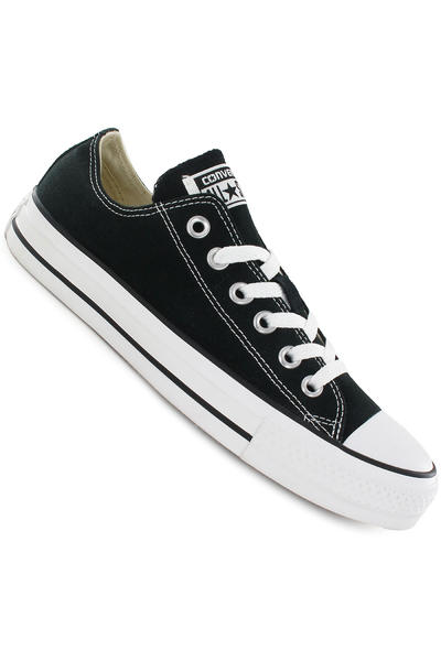Converse Chuck Taylor All Star Canvas Shoe (black)