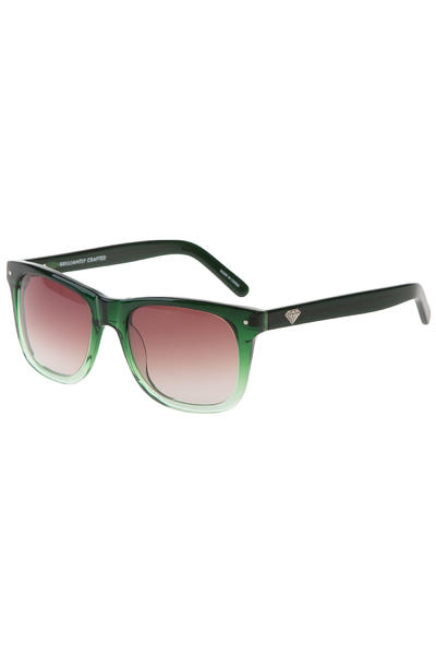 Diamond Faded Vermont Sunglasses (green)
