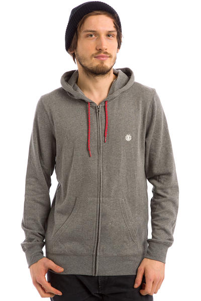 Element Cornell Zip-Hoodie (grey heather)