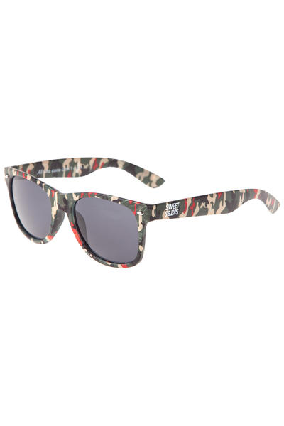SWEET SKTBS Gayfarer Sunglasses (camo stroke gradient)