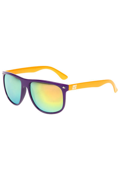 SWEET SKTBS Mac Sunglasses (lakers gold mirror)