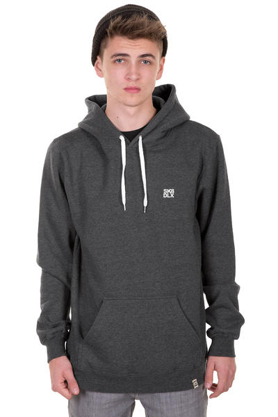 SK8DLX Easy Hoodie (heather charcoal)