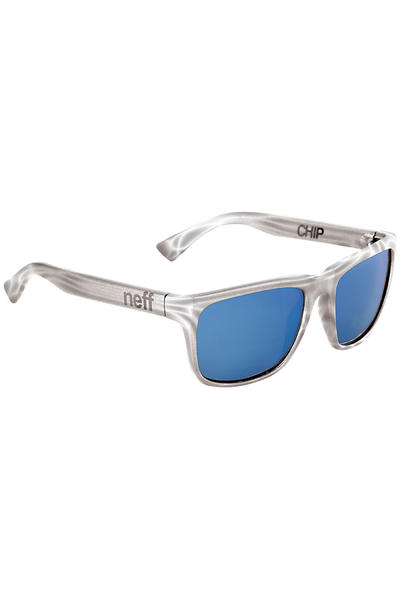 Neff Chip Sunglasses (clear)