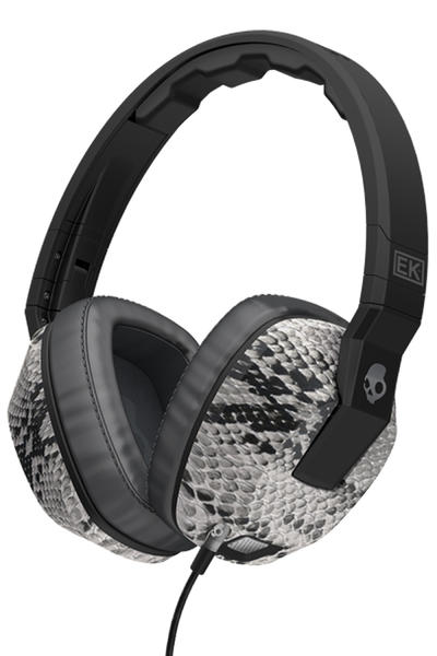 Skullcandy Eric Koston Crusher Headphones mit Mikro  (grey)