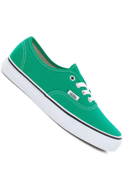 Vans Authentic Schuh women (emerald true white)
