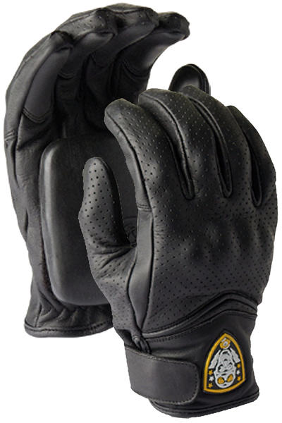Sector 9 Lightning Slide Gloves (black)