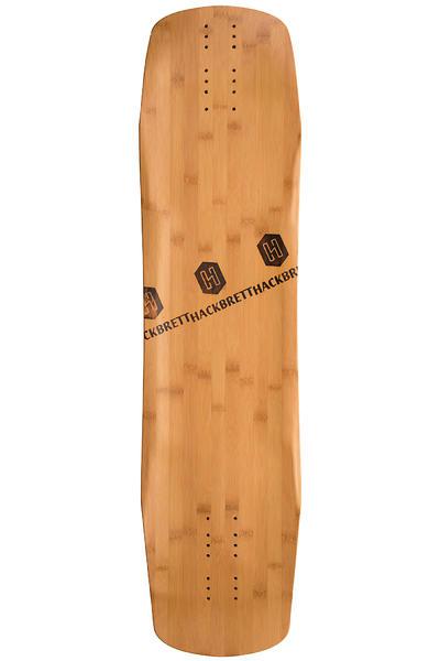 "Hackbrett Baguette Bambus 37.76"" (95,9cm) Longboard Deck"