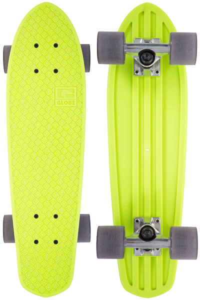 "Globe Bantam 24"" (61cm) Cruiser (lime raw black)"