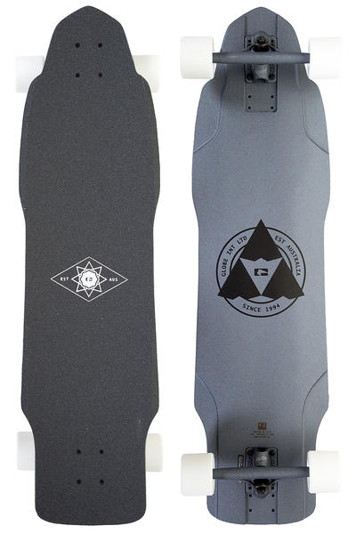"Globe The Maiden 37"" (94cm) Complete-Longboard (black metal)"