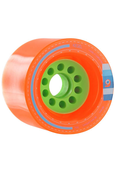 Orangatang Kegel 80mm 80A Rueda (orange) Pack de 4