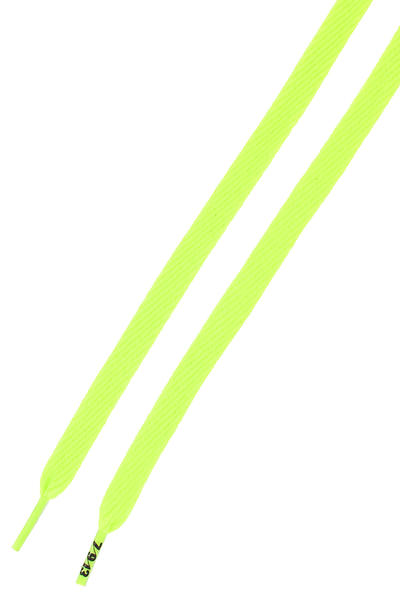 Sevennine13 Hard Candy Laces (neon lime)