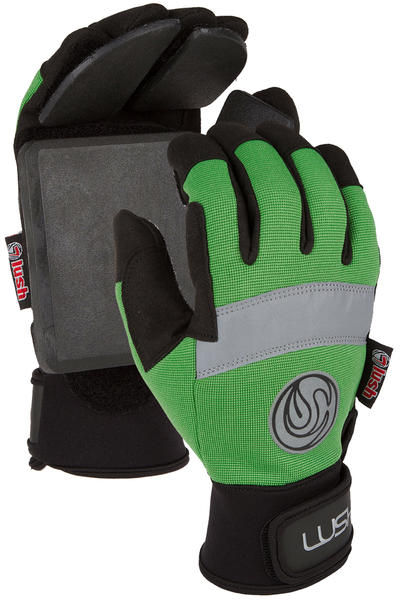 Lush Freeride Slide Gloves (green)