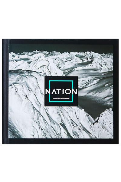 Transworld Snowboarding Nation Buch / DVD