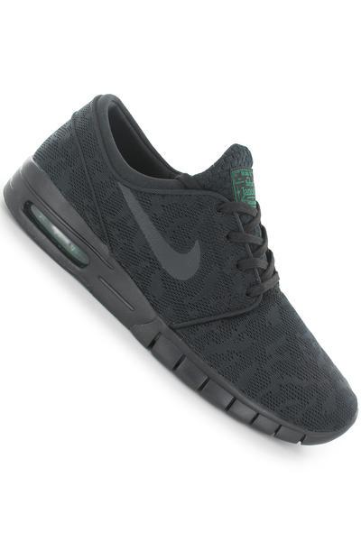 Nike SB Stefan Janoski Max Schuh (black black pine green)