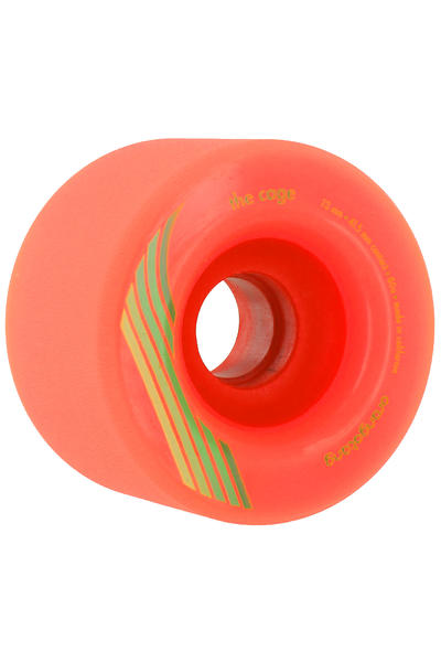 Orangatang The Cage 73mm 80A Rollen (orange) 4er Pack