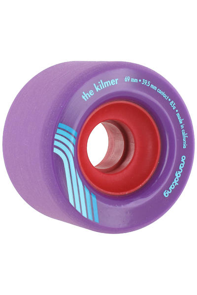 Orangatang The Kilmer 69mm 83a Rollen (purple) 4er Pack
