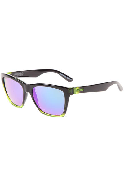VonZipper Booker Sunglasses (black lime quasar gloss)
