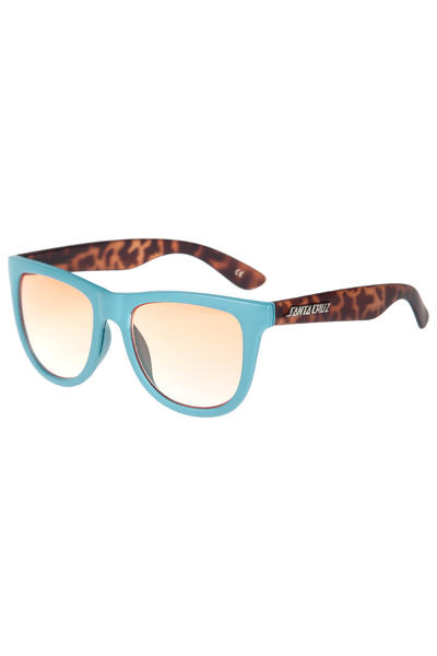 Santa Cruz Kickback Sunglasses (brown tortoise)
