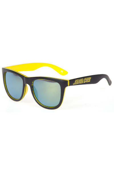 Santa Cruz Insider Sunglasses (yellow black)
