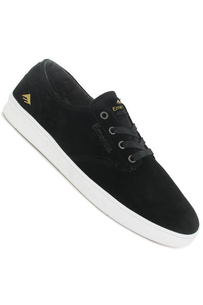 Emerica The Romero Laced Schuh (black white)