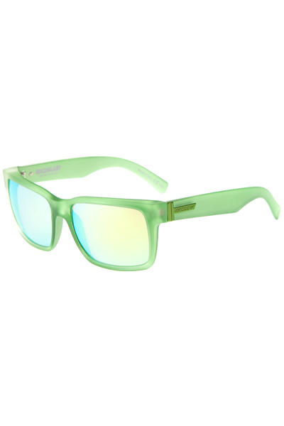 VonZipper Elmore Sunglasses (lime satin lime metallic)