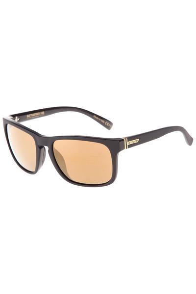 VonZipper Lomax Sunglasses (black satin gold gloss chrome)