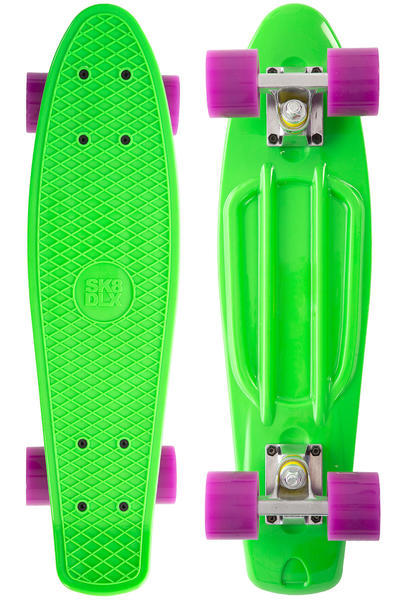 SK8DLX Asphalt Cruiser (green purple)