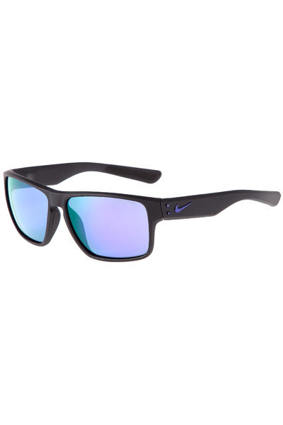 Nike SB Mavrk Sunglasses (matte black electric purple grey)
