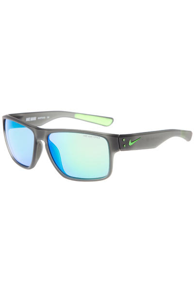 Nike SB Mavrk Sunglasses (matte crystal mercury grey flash)