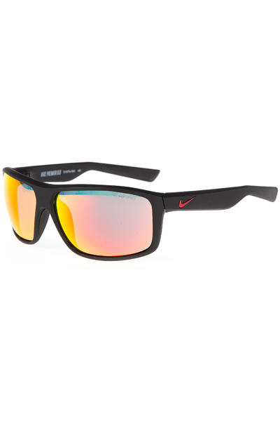 Nike SB Premier 8.0 Sunglasses (matte black gym red)