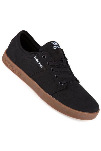 Supra Stacks II Shoe (black gum)