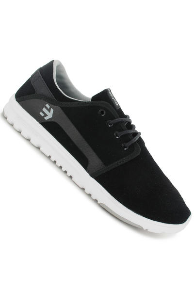 Etnies Scout Shoe (black grey white)