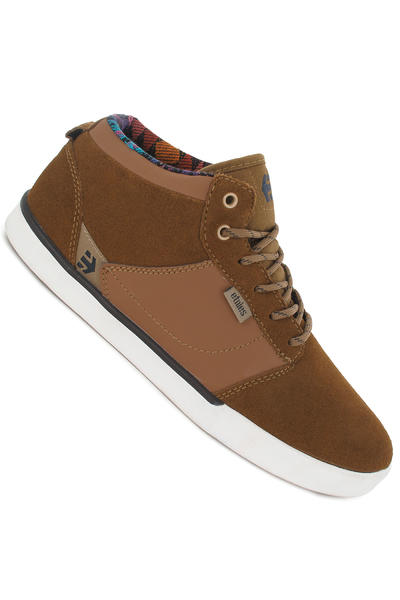 Etnies Jefferson Mid SMU Schuh (brown)