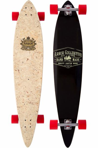 "Arbor Timeless Reclaimed 2014 46"" (116,8cm) Complete-Longboard"