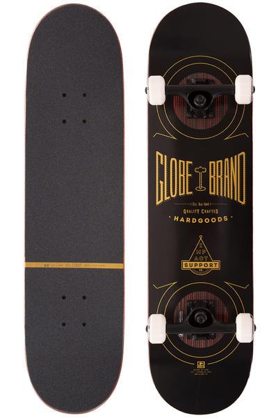 """Globe Banger 8"""" Complete-Board (black gold)"""