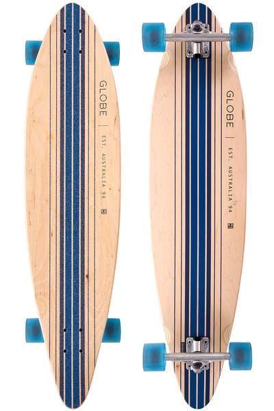 """Globe Pinner 41.25"""" (105cm) Komplett-Longboard (natural blue)"""