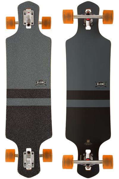 "Globe Geminon 38.5"" (98cm) Komplett-Longboard (charcoal black)"