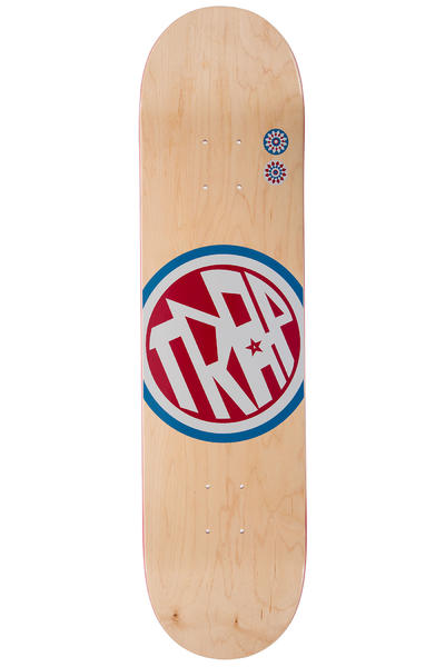 "Trap Skateboards Classic Big Circle 7.75"" Deck (wood)"