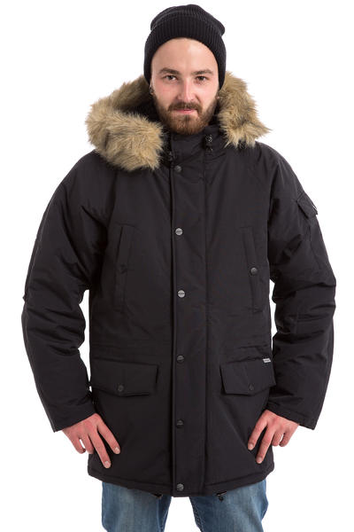 Carhartt WIP Anchorage Parka Jacket (black)