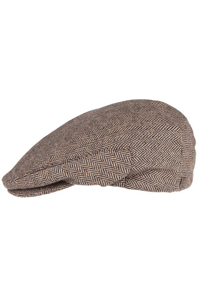 Brixton Hooligan Hat (brown khaki)