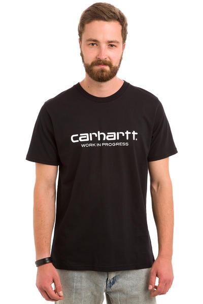 Carhartt WIP Script T-Shirt (black)