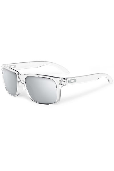 Oakley Holbrook Sonnenbrille (polished clear chrome)