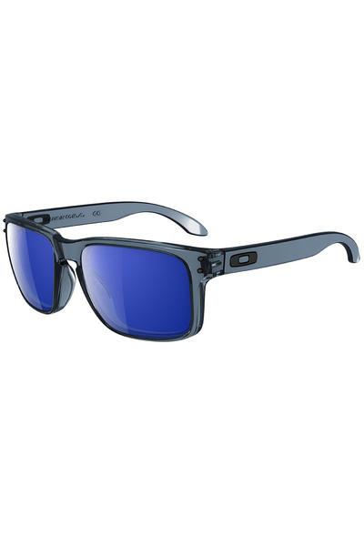 Oakley Holbrook Sunglasses (crystal black ice iridium)