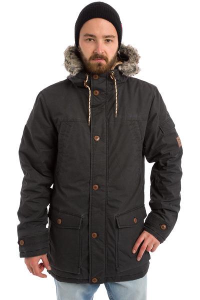 Iriedaily Boxi Parka Jacket (black)
